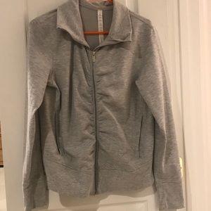 Lululemon grey size up size 12